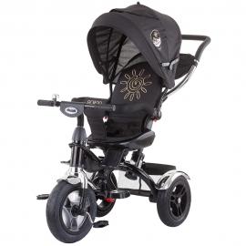 Tricicleta cu sezut reversibil Chipolino Arena asphalt