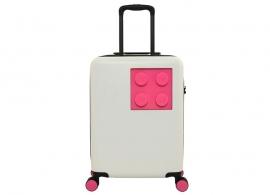 Troller LEGO® Urban 20'' - Alb/Roz
