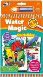 Water Magic: Carte de colorat In vacanta