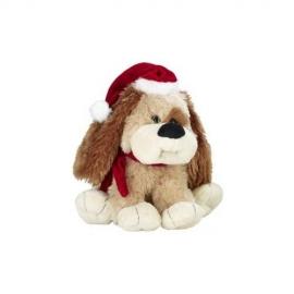 Xmas plush dog sings & moves