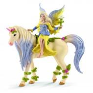 Figurina Schleich - Sera cu unicorn - SL70565