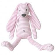 130611 Jucarie de plus Iepurasul Reece Pink no 2  40 cm