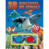 3D abtibilduri  - Reciful de corali