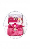 9914H - Set geanta si bijuterii frumoasa din padurea adormita