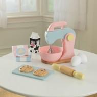 Accesorii de bucatarie Baking Set, Pastel – Kidkraft