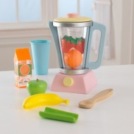 Accesorii pentru bucatarie Pastel Smoothie Set - Kidkraft