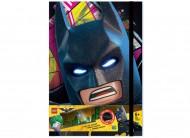 Agenda LEGO® Batman cu lumini