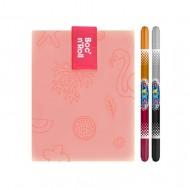 Ambalaj reutilizabil Boc'n'Roll Paint Flamingo