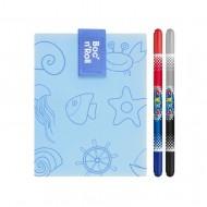 Ambalaj reutilizabil Boc'n'Roll Paint Sea