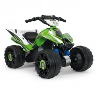 ATV electric Kawasaki Quad 12V - Injusa