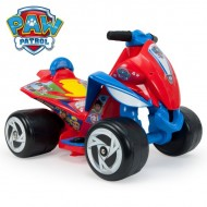 ATV electric Quad Paw Patrol 6V - Injusa