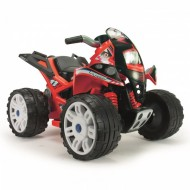 ATV Electric Quad The Beast, 12V, Injusa