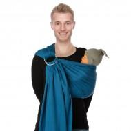 Babylonia sistem de purtare sling cu inel trend BB-Sling Campanula Blue