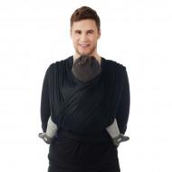 Babylonia sistem de purtare wrap tesut Trend BB-Slen 490cm Black Beans
