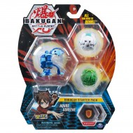 BAKUGAN PACHET START AQUOS GOREENE