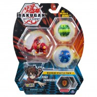 BAKUGAN PACHET START PYRUS TRUNKANIOUS