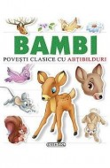 Bambi - Povesti clasice cu abitbilduri
