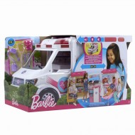 BARBIE SET CLINICA MOBILA