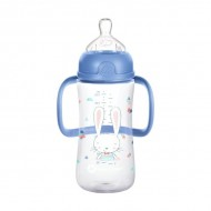 Beberon 270 ml cu maner Emotion Bébé Confort BLUE