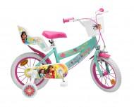 """Bicicleta 14"""" Elena de Avalor"""