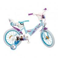 "Bicicleta 16"" Frozen 2"