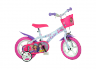 "Bicicleta copii 12"" - Barbie Dreams"