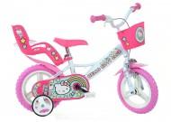Bicicleta copii 12'' Hello Kitty