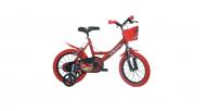 Bicicleta copii 14'' MIRACULOS-BUBURUZA