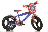 Bicicleta copii 16'' Capitan America