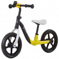 Bicicleta fara pedale Chipolino Sprint yellow