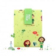 Boc'n'Roll Kids Forest, Ambalaj reutilizabil pentru sandwich