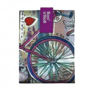 Boc'n'Roll TEENS Girls Bicycle, Ambalaj reutilizabil pentru sandwich