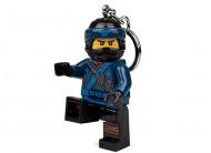 Breloc cu lanterna LEGO® Ninjago Jay