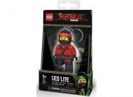 Breloc cu lanterna LEGO® Ninjago Kai