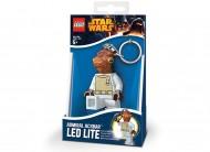 Breloc cu lanterna LEGO® Star Wars Admiral Ackbar