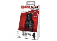 Breloc cu lanterna LEGO® Star Wars Pilot Tie Fighter