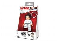 Breloc cu lanterna LEGO® Star Wars Prin?esa Leia