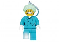 Breloc cu LED LEGO® Chirurg