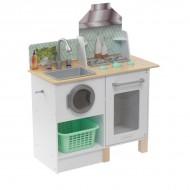 Bucataria pentru copii Whisk & Wash & Laundry - KidKraft