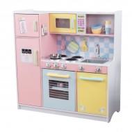 Bucatarie pentru copii Large Pastel - KidKraft