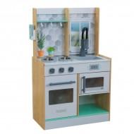 Bucatarie pentru copii Let's Cook Play Natural - KidKraft