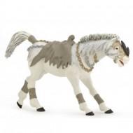 Calul cavalerului fara fata - Figurina Papo