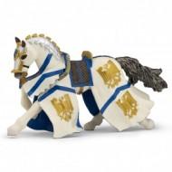 Calul cavalerului William - Figurina Papo