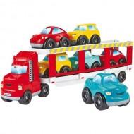 Camion Abrick cu 6 Masinute