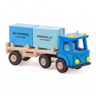 Camion cu 2 containere