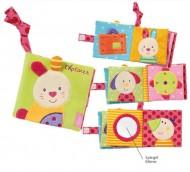 Carte din plus pentru bebelusi - Iepuras