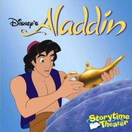 CARTE DISNEY ALADDIN
