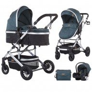 Carucior Chipolino Estelle 3 in 1 pine