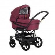 Carucior Edge Duo - Eco Red - Emmaljunga