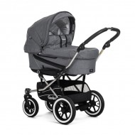 Carucior Edge Duo - Lounge Grey- Emmaljunga